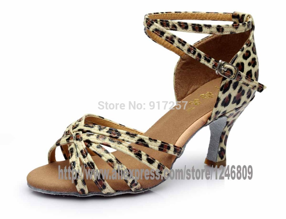 a09202ef1 Women's Shoes Classic Tango Ballroom Latin Salsa Dance Shoes For Girls  WZSP6-1