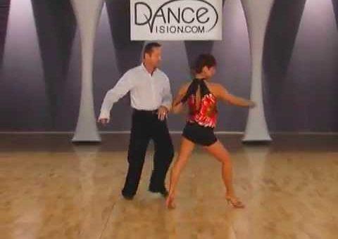 American Style Rhythm DVIDA Syllabus Advanced I (Silver) Mambo - Ballroom Dance DVD
