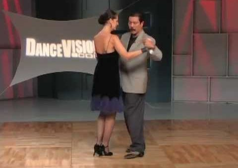 Argentine Tango - Strictly Ganchos & Enganches - Ballroom Dance DVD