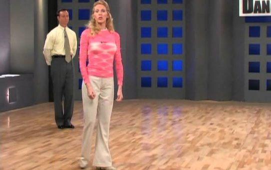 Int'l Style Standard DVIDA Syllabus Beginning-Intermediate (Bronze) Waltz - Ballroom Dance DVD